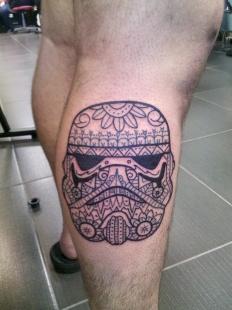 Patterned Storm Trooper
